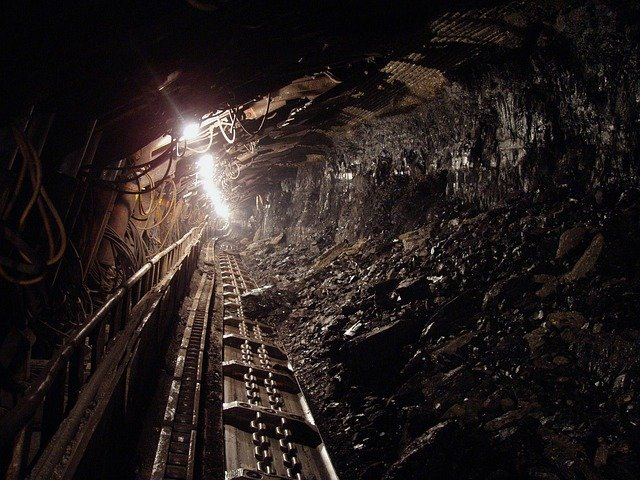 podziemia kopalnia